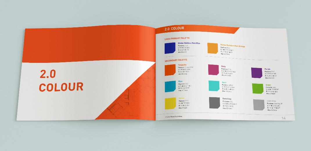 Branding Guide by Slick Design