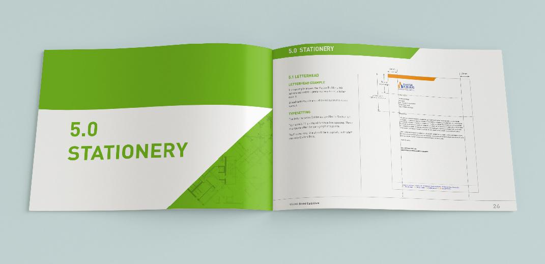 Brand guide by Slick Design