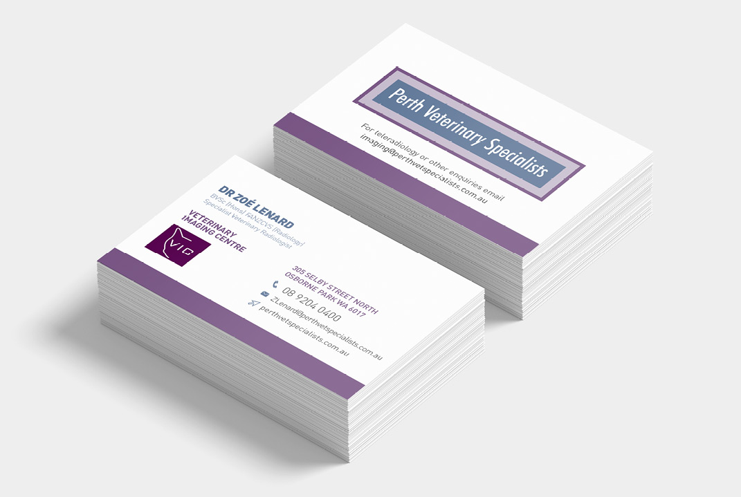 Business Card by Slick Design