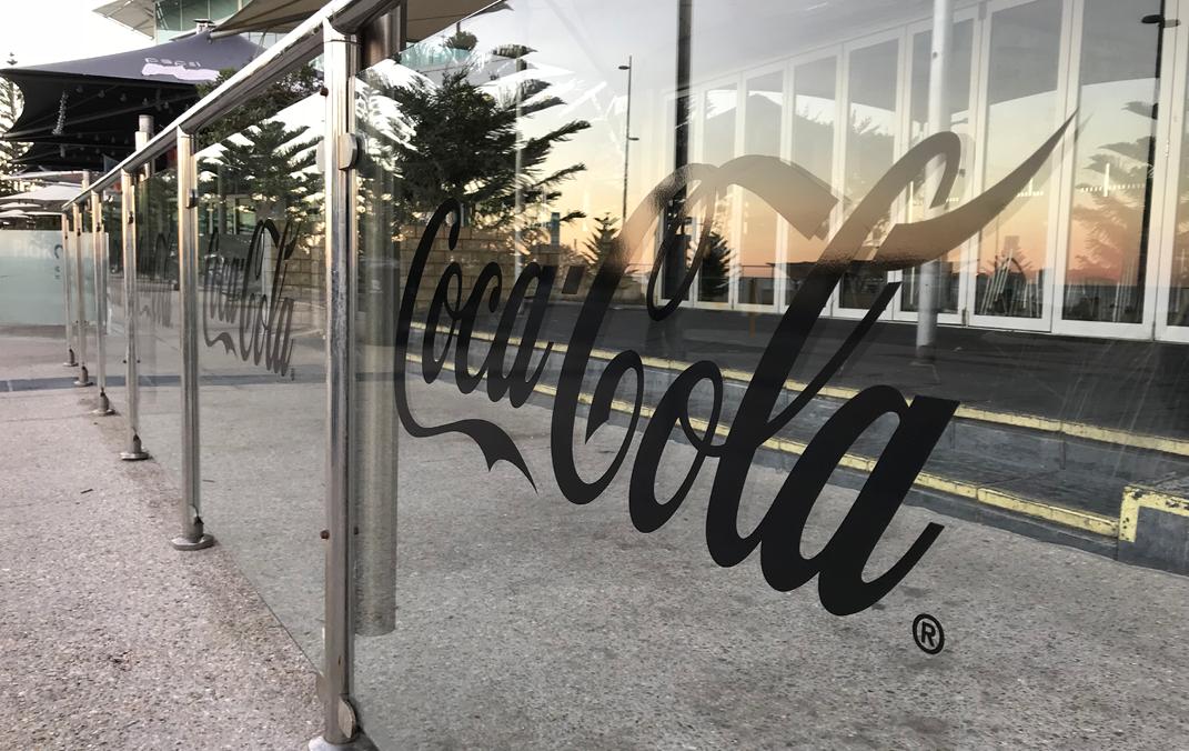 Coca Cola by Slick Design