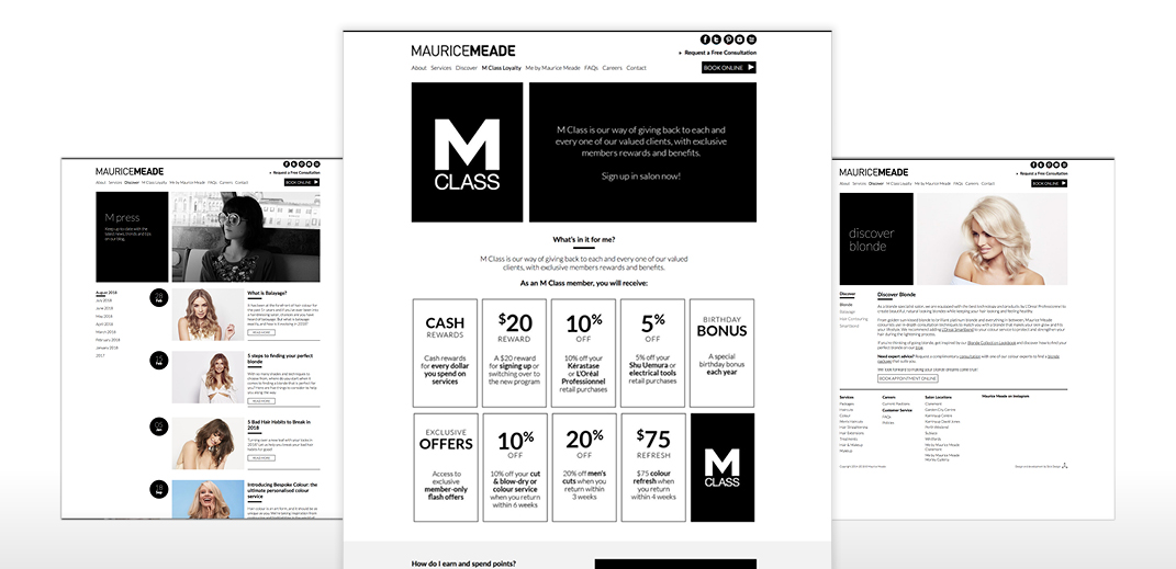 Maurice Meade by Slick Design